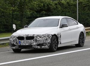 BMW4シリーズグランクーペに改良新型、LEDヘッドライトが新デザインに 画像