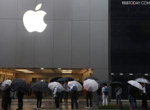 iPhone 7発売の16日、Apple Storeは午前8時オープンに!予約不要の当日販売もあり! 画像