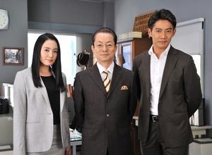 「相棒」新シーズン、水谷豊の相棒は反町隆史…じゃない!? 新たな上司には仲間由紀恵が登場 画像