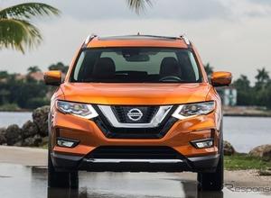 日産、米国最量販SUV「ローグ」に改良新型! 確固たる地位へ 画像