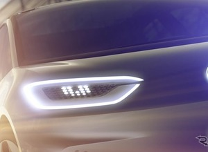 VW革新的次世代EVコンセプト、パリで初公開宣言! 画像