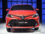 トヨタ ヴィオス5ドアハッチ「FS」初公開!中国若年層ターゲットに 画像