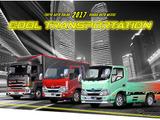 日野、強くきらめく情熱のカスタムトラックを初公開へ! 画像