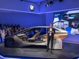 BMW、これが次世代未来空間! やはりキーワードはジェスチャー 画像