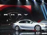 トヨタ カムリ新型、ワールドプレミア!世界中の顧客の心を揺さぶるモデルに 画像