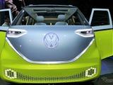 VW、最先端EVマイクロバス「I.D. BUZZ」を初公開!0-100km/h加速5秒のパフォーマンス 画像