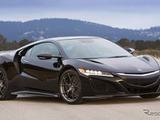 ホンダ NSX 新型、米「ラグジュアリーグリーンカー賞」に輝く 画像
