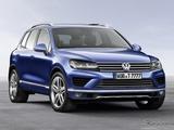 VW、トゥアレグ次期型を2017年発表を告知!特徴はクーペルーフ 画像