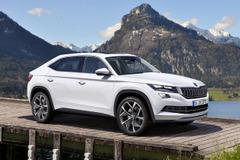 VW傘下シュコダ、「コディアック」にクーペモデル計画が発覚!