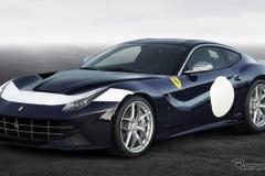 フェラーリが往年のF1ドライバー、スターリング・モスに敬意!「F12」に特別仕様