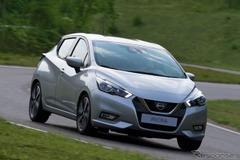 日産 マーチ 新型、ハンドリング性能向上で軽快なドライビングパフォーマンスを実現!
