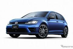 100台限定!VWゴルフR、シックで上質な「カーボンスタイル」発売