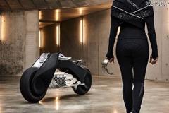 BMWの近未来型バイクがカッコいい!完全自立式&ヘルメットや重装備が不要に