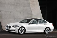 BMW5シリーズ次期型、ファンサイトが画像リークしちゃった!