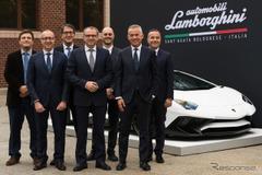 ランボルギーニ、未来のスーパーカー開発へマサチューセッツ工科大学と提携発表