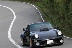 憧れの空冷 911ターボ で箱根を走れる!fun2driveがレンタル開始、1万4980円から
