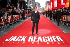トム・クルーズ「日本に行くのが待ちきれない!」『ジャック・リーチャー』ロンドンプレミアに登場