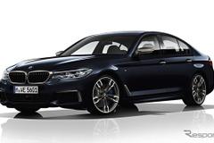 BMW 5シリーズ新型、462馬力の最強「M550i xDrive」を投入へ!