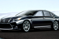 レクサス LS 次期型のデザインはこれだ! 620馬力の高性能「LS F」