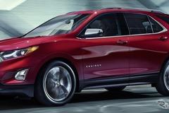 シボレー、新たな主力SUV「エクイノックス」をLAで初公開!1.5リットル直4搭載ターボ搭載