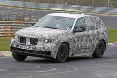 【動画】BMW X5次世代型、ニュルで熟練の走り!