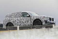 BMW史上、最も豪華で強力なSUV「X7」は2018年登場か!
