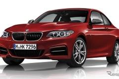 初公開!BMW2シリーズ、248馬力の新世代ターボエンジン搭載「230i」
