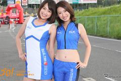 【レースクィーン】鈴鹿8耐『F.C.C.TSR マスコット』