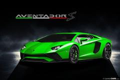 ランボルギーニ、730馬力の新型名称は「アヴェンタドール S」に確定か!?