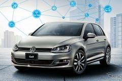 「つながるクルマ」に...VW ゴルフ、コネクティビティ機能を強化した特別仕様車を発売