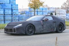 フェラーリ、770馬力の新型モデル「F12 M」を2017年ジュネーブショーで公開か!
