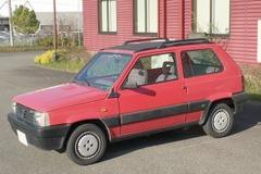 「レトロカー再生への道」プロジェクト!第一弾は1995「フィアット パンダ」