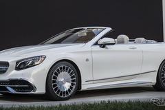 メルセデス、贅沢すぎるオープンカー「マイバッハS 650カブリオレ」限定300台もう直ぐ完売!