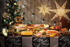 イケア、スウェーデン流のクリスマスディナービュッフェ「ユールボート」を提供中!