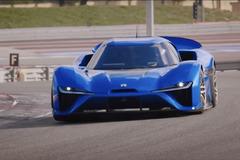 【動画】青い稲妻...これが世界最速EVモンスター「NIO EP9」!ニュルでワールドレコード