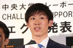 中大バレー部・石川祐希、セリエAの目標はスタメン「今回は絶対に獲得」