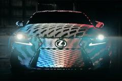 レクサス、4万個以上のLED纏った「LIT IS」を初公開!【動画】