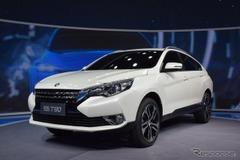 東風日産、「VOW」コンセプト市販版の新型SUV「T90」の先行予約開始