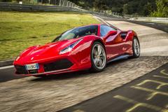 【動画】フェラーリ488GTB、ニュルアタック!458イタリアを凌駕する記録