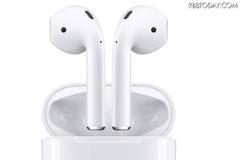 Appleの完全ワイヤレスイヤホン「AirPods」、ついに発売!