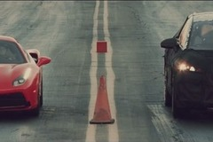フェラーリ以上だと!ファラデー・フューチャー新型EVの圧巻パフォーマンス