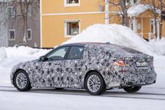BMW5シリーズGT後継モデル・Mスポーツ パッケージ、豪雪を駆け抜けた!