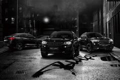 ブラックサファイアの輝き...BMW 「X3、X4、X5」に限定「BLACOUT」発売へ