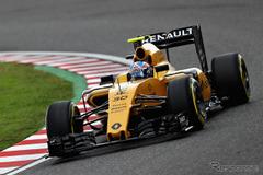 ルノー、2017年F1新型マシン2月21日初公開へ!ヒュルケンベルグの活躍に期待