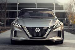日産、次世代自動運転モデル「Vモーション2.0」を初公開!