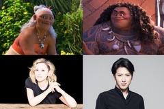 夏木マリ&尾上松也、ディズニー最新作『モアナと伝説の海』で日本語版吹替を担当!