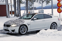 BMW・M4にさらなるハイスペックモデル!520馬力の「クラブスポーツ」を初キャッチ