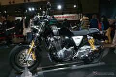 日本初公開!ホンダ CB1100新型「RS」登場