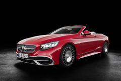 ゴージャスの極み...メルセデス、4420万円の限定「マイバッハ S650カブリオレ」の受注スタート