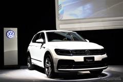 VWティグアン新型、ネット接続性を高め新世代SUVを牽引する